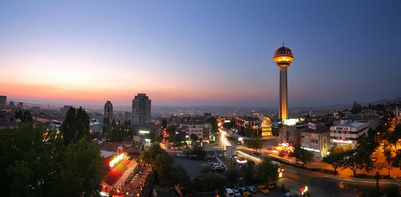 Bölgesel Teşvik Uygulamaları - Ankara